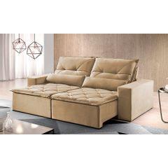 Sofa-Retratil-e-Reclinavel-4-Lugares-Bege-250m-Reidy---Ambiente