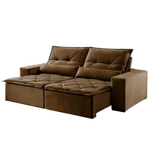 Sofa-Retratil-e-Reclinavel-4-Lugares-Marrom-290m-Reidy