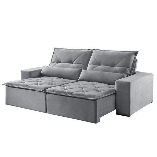 Sofa-Retratil-e-Reclinavel-4-Lugares-Cinza-290m-Reidy