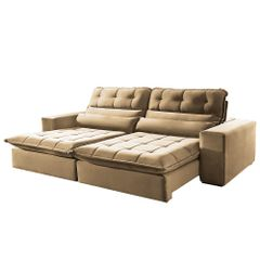 Sofa-Retratil-e-Reclinavel-3-Lugares-Bege-210m-Renzo