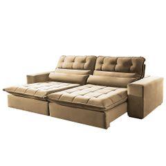 Sofa-Retratil-e-Reclinavel-4-Lugares-Bege-250m-Renzo