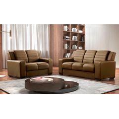 Sofa-3-Lugares-Marrom-em-Korano-198m-Siza---Ambiente