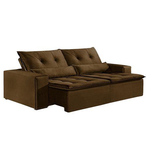 Sofa-Retratil-e-Reclinavel-3-Lugares-Marrom-210m-Bjarke