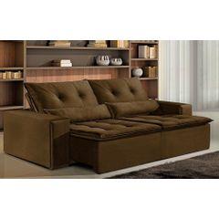 Sofa-Retratil-e-Reclinavel-3-Lugares-Marrom-210m-Bjarke---Ambiente