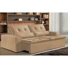 Sofa-Retratil-e-Reclinavel-4-Lugares-Bege-290m-Bjarke---Ambiente