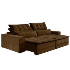 Sofa-Retratil-e-Reclinavel-3-Lugares-Marrom-210m-Odile
