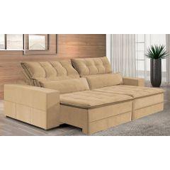 Sofa-Retratil-e-Reclinavel-4-Lugares-Bege-250m-Odile---Ambiente