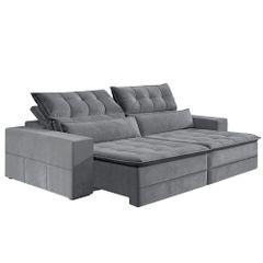 Sofa-Retratil-e-Reclinavel-4-Lugares-Cinza-270m-Odile
