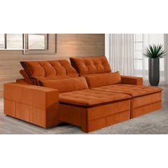 Sofa-Retratil-e-Reclinavel-4-Lugares-Ocre-290m-Odile---Ambiente