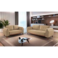 Sofa-2-Lugares-Bege-em-Veludo-157m-Eileen---Ambiente
