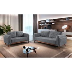 Sofa-2-Lugares-Cinza-em-Veludo-157m-Eileen---Ambiente