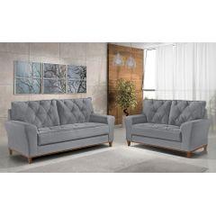 Sofa-3-Lugares-Cinza-em-Veludo-204m-Deniot---Ambiente