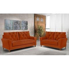 Sofa-3-Lugares-Ocre-em-Veludo-204m-Deniot---Ambiente