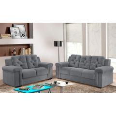 Sofa-2-Lugares-Cinza-em-Veludo-162m-Pelli---Ambiente