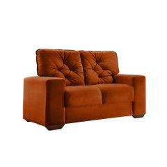 Sofa-2-Lugares-Ocre-em-Veludo-150m-Ieoh