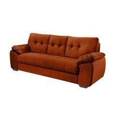 Sofa-3-Lugares-Ocre-em-Veludo-212m-Mies