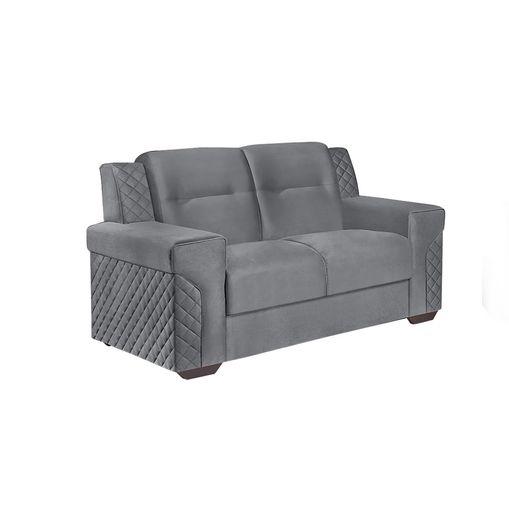 Sofa-2-Lugares-Cinza-em-Veludo-150m-Fuller