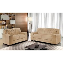 Sofa-2-Lugares-Bege-em-Veludo-146m-Gehry---Ambiente