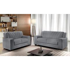 Sofa-2-Lugares-Cinza-em-Veludo-146m-Gehry---Ambiente