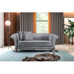 Sofa-2-Lugares-Cinza-em-Veludo-180m-Rolnik---Ambiente