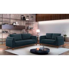 Sofa-2-Lugares-Azul-em-Veludo-147m-Sassen---Ambiente