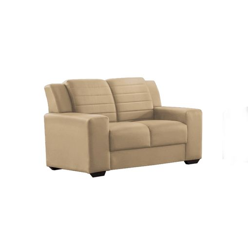Sofa-2-Lugares-Bege-em-Veludo-148m-Siza