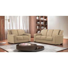 Sofa-3-Lugares-Bege-em-Veludo-198m-Siza---Ambiente