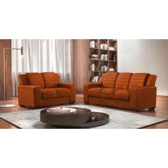 Sofa-3-Lugares-Ocre-em-Veludo-198m-Siza---Ambiente