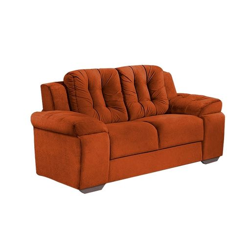 Sofa-2-Lugares-Ocre-em-Veludo-157m-Zumthor