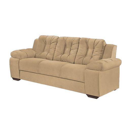 Sofa-3-Lugares-Bege-em-Veludo-207m-Zumthor
