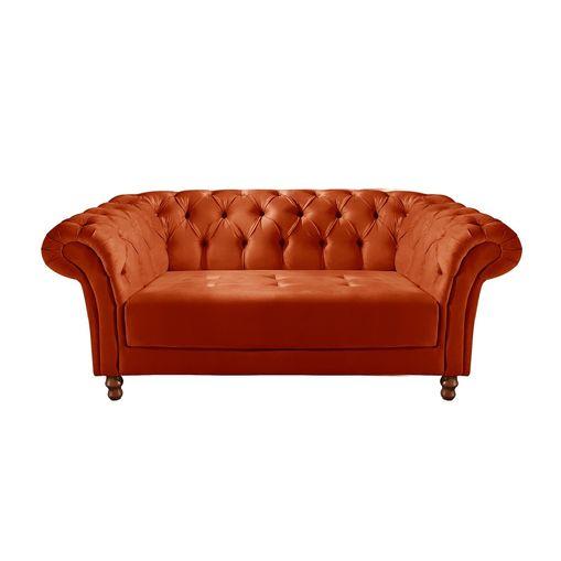 Sofa-2-Lugares-Ocre-em-Veludo-184m-Zaha