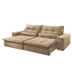 Sofa-Retratil-e-Reclinavel-3-Lugares-Bege-210m-Nouvel