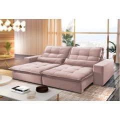 Sofa-Retratil-e-Reclinavel-4-Lugares-Rose-250m-Nouvel---Ambiente