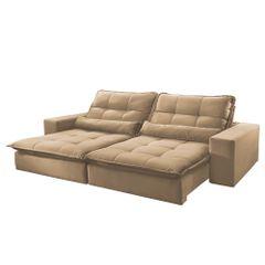 Sofa-Retratil-e-Reclinavel-4-Lugares-Bege-270m-Nouvel