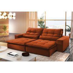 Sofa-Retratil-e-Reclinavel-4-Lugares-Ocre-290m-Nouvel---Ambiente