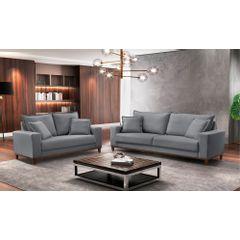 Sofa-2-Lugares-Cinza-em-Veludo-156m-Diller---Ambiente