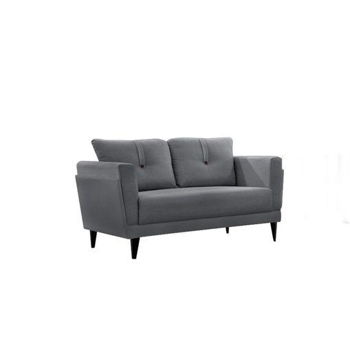 Sofa-2-Lugares-Cinza-em-Veludo-139m-Bardi