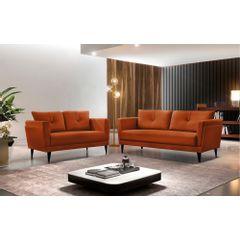 Sofa-2-Lugares-Ocre-em-Veludo-139m-Bardi---Ambiente