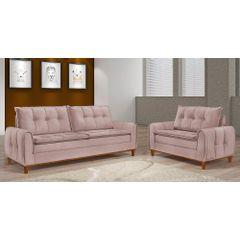 Sofa-2-Lugares-Rose-em-Veludo-122m-Kliass---Ambiente