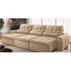 Sofa-Retratil-e-Reclinavel-5-Lugares-Bege-320m-Bayonne---Ambiente