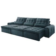 Sofa-Retratil-e-Reclinavel-5-Lugares-Azul-350m-Bayonne