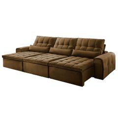 Sofa-Retratil-e-Reclinavel-6-Lugares-Marrom-410m-Bayonne