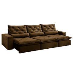 Sofa-Retratil-e-Reclinavel-5-Lugares-Marrom-320m-Jaipur