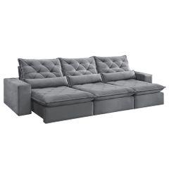 Sofa-Retratil-e-Reclinavel-5-Lugares-Cinza-320m-Jaipur