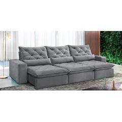 Sofa-Retratil-e-Reclinavel-6-Lugares-Cinza-380m-Jaipur---Ambiente