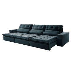 Sofa-Retratil-e-Reclinavel-5-Lugares-Azul-350m-Renzo
