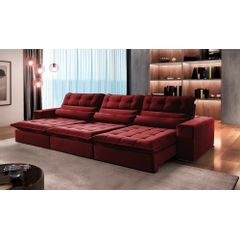 Sofa-Retratil-e-Reclinavel-6-Lugares-Bordo-410m-Renzo---Ambiente