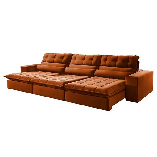 Sofa-Retratil-e-Reclinavel-6-Lugares-Ocre-410m-Renzo