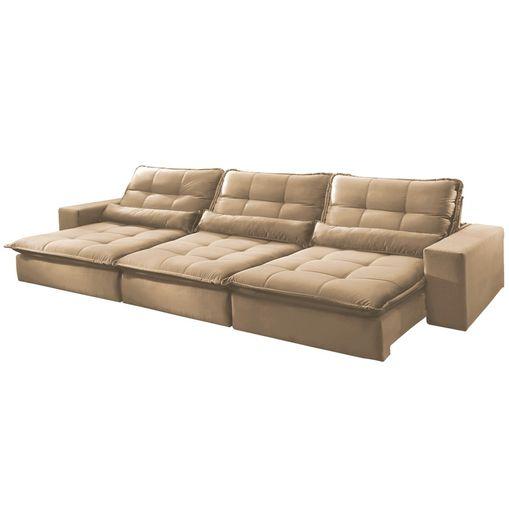Sofa-Retratil-e-Reclinavel-5-Lugares-Bege-320m-Nouvel