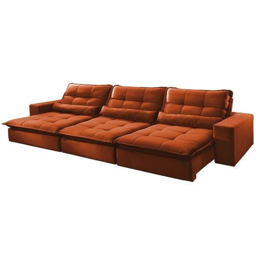 Sofa-Retratil-e-Reclinavel-5-Lugares-Ocre-320m-Nouvel
